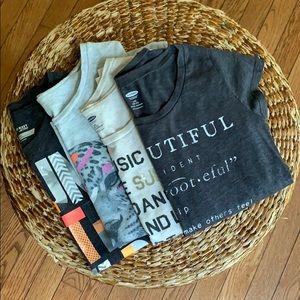 10/12 Girls Graphic  T T-shirt BUNDLE